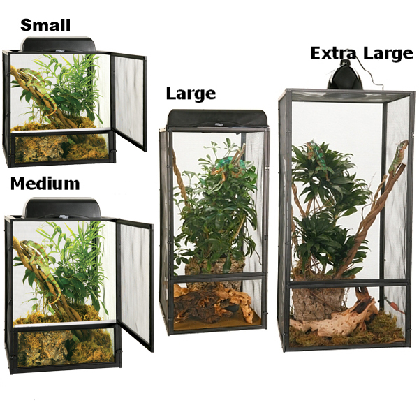 Zoo Med Reptibreeze Extra Large Open Air Screen Cage