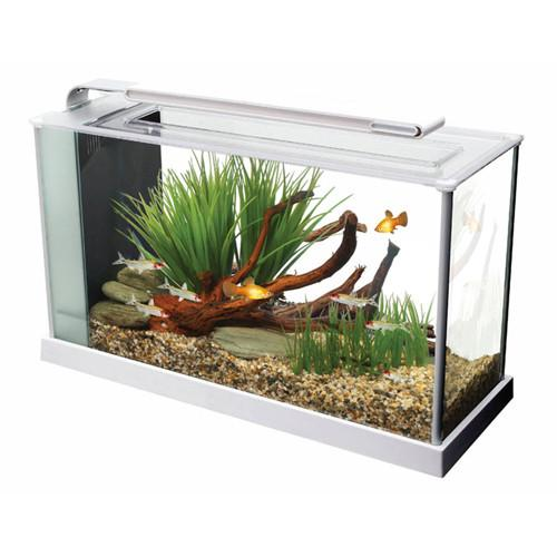 Fluval Spec V 5-Gallon Aquarium Kit, Black